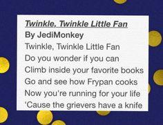 parody of Twinkle Twinkle Little Star for Maze Runner