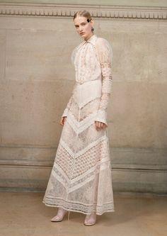 Сьюзи Менкес о коллекции Рикардо Тиши, показанной на Неделе моды в Нью-Йорке | Vogue | Suzy Menkes | english | VOGUE
