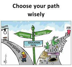 choose your path – JOKE