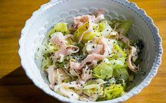 Receitas da Carolina - 2 temporada - Folhas - Salada do chef Ritz (Foto: Robert Schwenck)