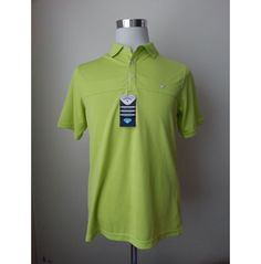 #collectible sale Golf POLO Men's shirt Short Sleeve size S by Callaway WILD LIME collor withing our EBAY store at  http://stores.ebay.com/esquirestore