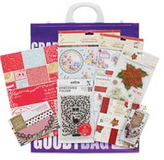 Goody Bags from Do Crafts & Craft Creations Monthly magazines