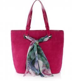 Shopping bag, ideale per il giorno disponibile anche arancione, verde e blu