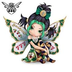 First-ever women's heart health support fairy figurine by Jasmine Becket-Griffith. Description from pinterest.com. I searched for this on bing.com/images