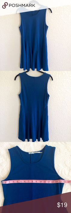 UO Kimchi Blue Teal Dress - Sleeveless. Scoop Neck. - Full skirt - No Trades. Preloved. No stain. Urban Outfitters Dresses Midi