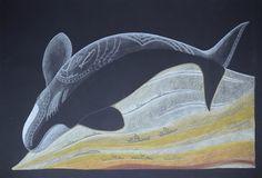 """Success at Last"" (2014) by Tim Pitsiulak, Inuit artist (GX140301)"