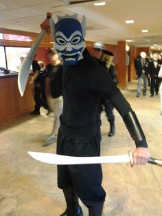 1000+ images about Blue Spirit Cosplay Reference on ...