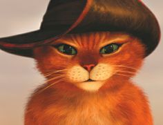 puss in boots - Google Search - Use this as inspiration for a Puss mask