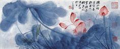 Zhang Daqian lotus2.jpg (1024×424)