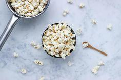 Gezonde popcorn, 3 makkelijke varianten