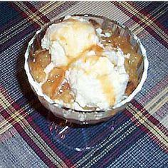 Houston's Copycat Walnut Apple Cobbler. Who doesn't love a good cobbler recipe? thing cook, copycat dessert, cobbler recipes, dessert recip, sweet tooth, appl cobbler, walnut appl