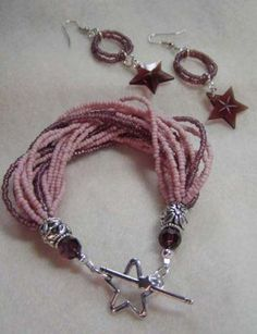 nice DIY Bijoux - How To Make A 20 Strand Seed Bead Bracelet