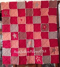 on quilts rag handmade products wanelo quilt homemade twin best for shop s