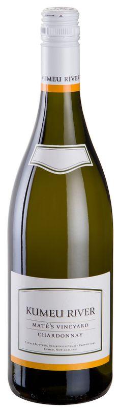 Chardonnay 2010 *Mate's Vineyard* - Kumeu River wines, North Island --------------------------- Terroir: Kumeu (Auckland Region) - North Island