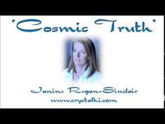 11. Cosmic Truth with Eldon Taylor   Janine Regan-Sinclair interviews Eldon Taylor - What you believe matters!