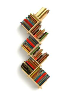 Thousands of ideas about sencillo librero de madera on for Libreros modernos