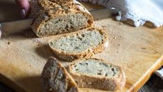 """Search for unusual bread recipes"""" - - Homemade Recipes Sourdough Recipes, Bread Recipes, Football Party Foods, Appetizer Dips, Artisan Bread, Us Foods, Recipe Using, Clean Eating Snacks, Food Hacks"""