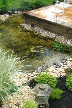 50 Beautiful DIY Koi Pond Projects You Can Create Yourself To Complement Your Gardens | Koi Ponds Design No. 12649 | #koi_pond #garden_pond #landscaping
