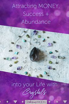 Ready to give yourself permission to manifest Abundant Prosperity in your life?  This profoundly powerful eKit will teach you how to use crystals as energetic tools for powerful manifestation. You'll discover how to be a prosperity + abundance magnet while learning practical techniques to focus your attention on your dreams & desires. These are techniques you'll use in your life over & over again to totally turn your habits, beliefs & abundance energy around for the better! #manifest…