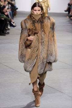 Michael Kors Collection autunno-inverno 17-18