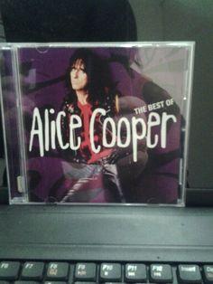 Alice Cooper!!!! ♡