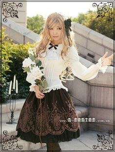 Lolita Fashion | Classical | R-Series