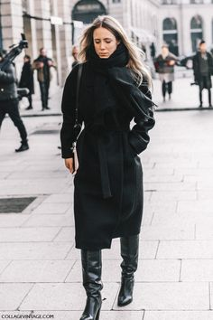 Street Style Paris Couture IV | Collage Vintage