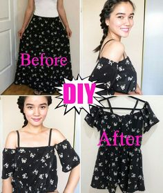 DIY: Romper suit/Thrifted Upcycled/Before&After Thrift Store Outfits, Thrift Store Refashion, Diy Clothes Refashion, Thrift Stores, Upcycled Clothing Thrift Store, Recycled Clothing, Diy Romper, Romper Suit, Diy Dress