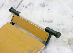 Diy Sled - 5 Ways To Make Yours