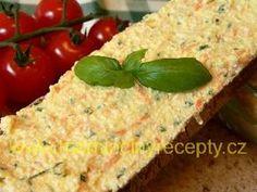 Barevná tvarohová pomazánka Risotto, Appetizers, Bread, Breakfast, Ethnic Recipes, Food, Fitness, Cooking, Morning Coffee
