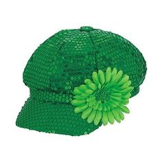 Amazon.com: St. Patrick's Day Plaid Fedora Hat Costume Party Head Wear... ❤ liked on Polyvore featuring accessories, hats, party hat, tartan hat, green hat, party fedora and green fedora