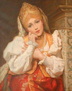 *русская красавица*