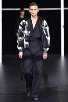 Ethosens Spring 2017 ready-to-wear collection Tokyo Fashion Week