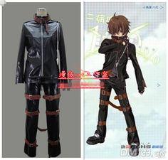 >> Click to Buy <<  chuunibyo Demo Koi Ga Shitai Love Chunibyo Other Delusions Cosplay Yuta Togashi Dark Flame Master Costume #Affiliate