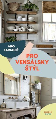 Ako si zariadiť bývanie v provensálskom štýle. #provensálsky #štýl #francúzsko #interiér