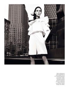 KATI NESCHER BY GLEN LUCHFORD FOR VOGUE PARIS FEBRUARY 2013