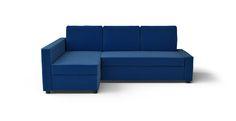 Friheten Snug Fit Sofa Cover - Comfort Works Custom Slipcovers