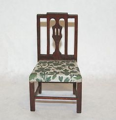 Rare Vintage Tynietoy Mt. Vernon Side Chair