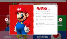 TIL that Mario is a FORMER plumber and currently does not have a traditional job (translation in comments)