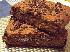 Torta di zucca con gocce di cioccolato | Una maestra in cucina