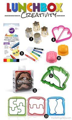 Creative Lunchbox ideas