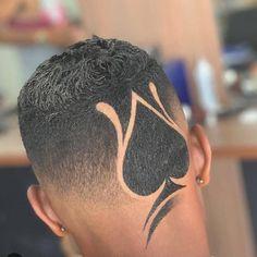 Boys Haircuts With Designs, Hair Designs For Boys, Haircut Designs For Men, Cool Hair Designs, Mens Braids Hairstyles, Hairstyles Haircuts, Haircuts For Men, Faded Hair, Edgy Hair