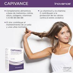 C'est en automne que vous perdez le plus vos cheveux ? Freinez-le grâce à Inovance #CAPIVANCE et son apport en micronutriments d'origine naturelle efficaces pour fortifier vos cheveux