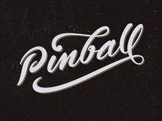 Evan Macdonald #Typography #Design #Art