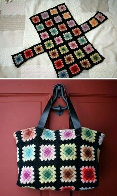 Hottest Cost-Free granny square purse Ideas 47 New Ideas For Crochet Granny Squ. Hottest Cost-Free granny square purse Ideas 47 New Ideas For Crochet Granny Square Purse Handbags Crochet Amigurumi, Crochet Tote, Crochet Handbags, Crochet Purses, Crochet Yarn, Free Crochet, Beaded Crochet, Crochet Gifts, Crochet Doilies