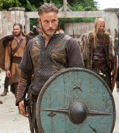 best TV Shows of 2013 VIKINGS The tagline: The Norse gods. This year saw: Series 1 Cast: Travis Fimmel, Katheryn Winnick, Clive Standen, Gustaf Skarsgard, Je...