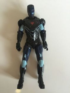 """Marvel #universe/avengers infinite #figure 3.75"""" #reactron armor iron man mark vi,  View more on the LINK: http://www.zeppy.io/product/gb/2/262743779727/"""