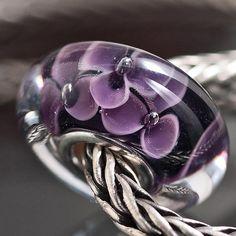 Purple Glass Lampwork