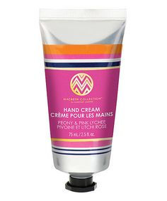 This Peony & Pink Lychee Hand Cream is perfect! #zulilyfinds