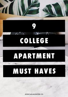 9 College Apartment Must Haves Jessica Slaughter All College Students Need This dorm room decorating hacks This is the cleverideas to your dorm room to decorationit. College Apartment Checklist, First College Apartment, College House, College Apartments, Cool Apartments, College Dorm Rooms, College Apartment Bedrooms, College Life, College Essentials